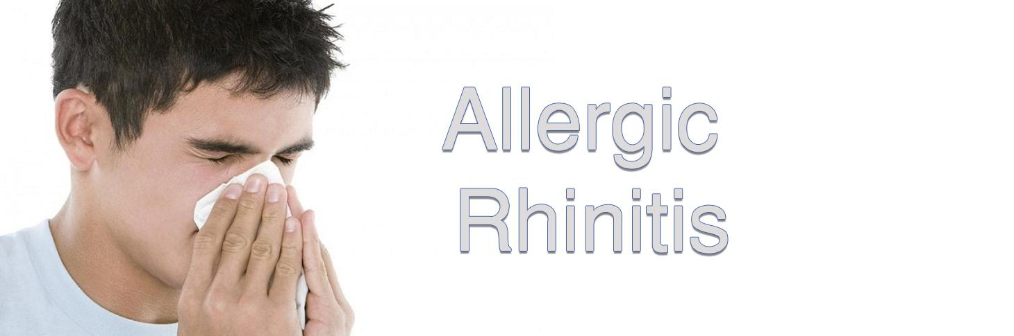 ENT - Sensitive Nose (Allergic Rhinitis)